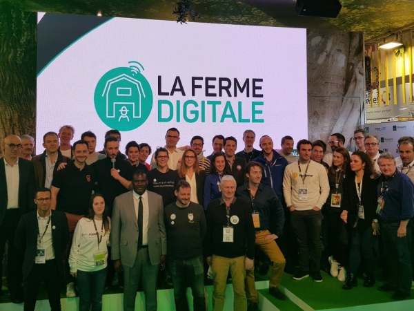 Innovation, transparence et pragmatisme à la base de La Ferme Digitale